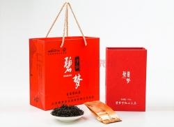 上海碧梦 明前 红茶 茶叶 宁红功夫 办公茶 正山小种 生态有机茶 浓香耐泡 礼盒装100g 红色