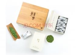 碧梦 明前 茶叶 嫩芽 西湖龙井 办公 礼品盒装 生态龙井 清香 绿茶 白色